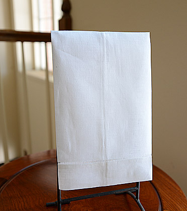 linen hand towel, linen guest towels, cotton towels, linen towels, hemstitch towels