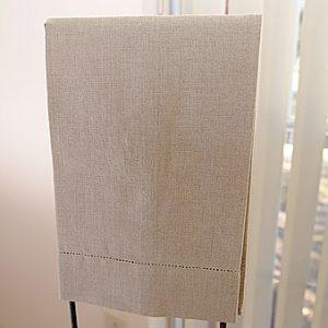 linen towel, linen guest towel, flax linen towel