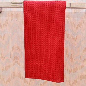 Waffle Weaves Pattern Kitchen towels. 18″x26″